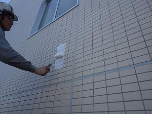 外壁タイル塗装-6a